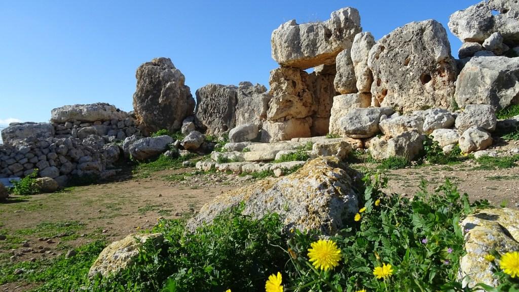 Malta Gozo Ggantija travel