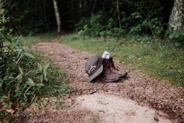 vandresko, sko, kasket, rejser