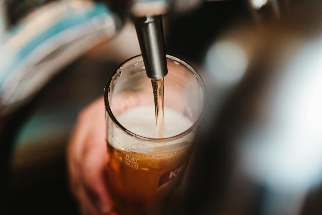 Øl, glas, fadøl - rejser