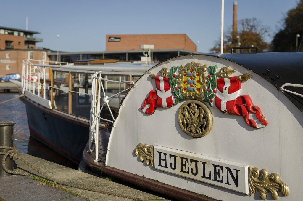 דנמרק - Jutland, Silkeborg, Hjejlen - נסיעות - חופשה ב Jutland