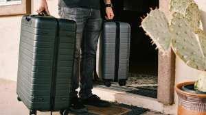 kuffert rejser