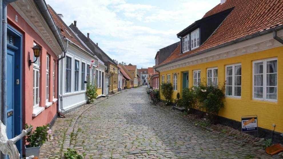 Danmark Ærø rejser