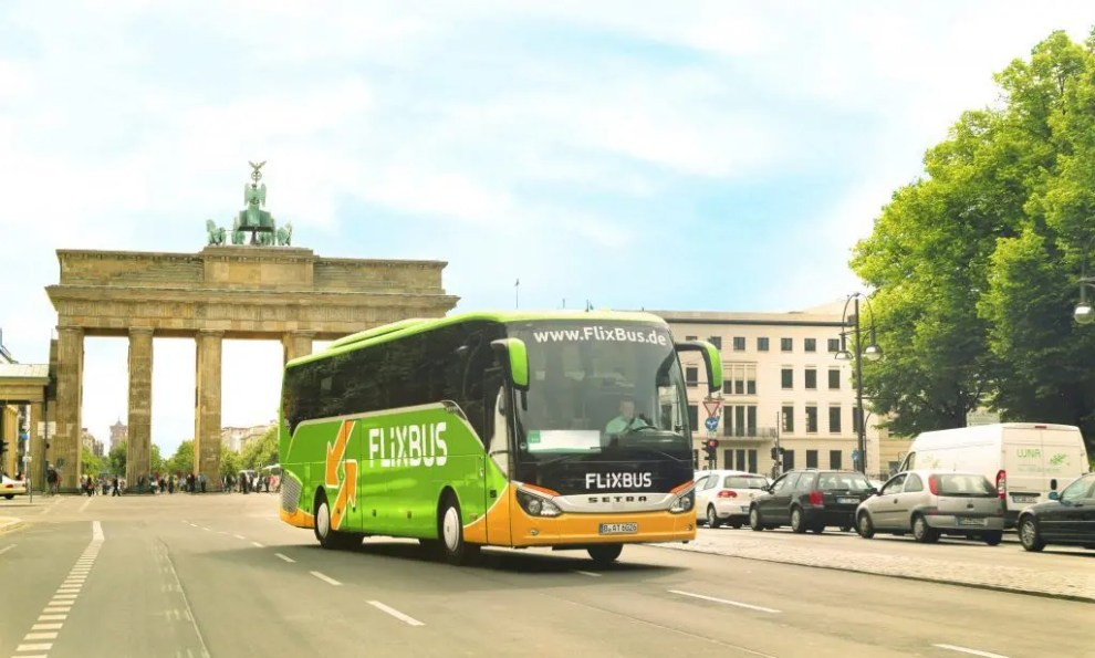 Europe bus travel cheap tickets foreign tickets press photo travel