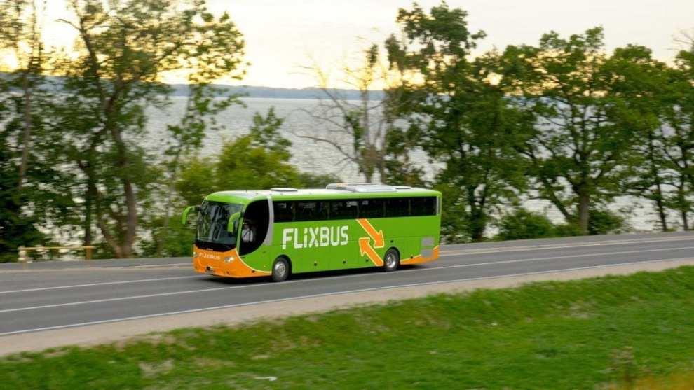 Danska Kopenhagen Odense Press fotografija Flixbus Domaće karte Putovanja
