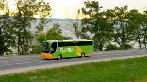Danmark Köpenhamn Odense Pressfoto Flixbus Inrikesbiljetter Resor