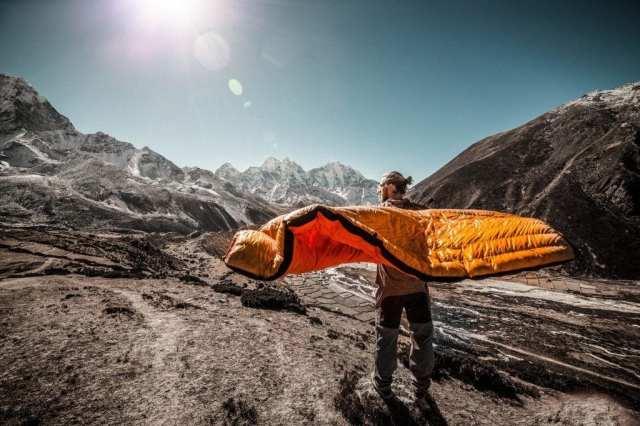 sac de couchage voyage