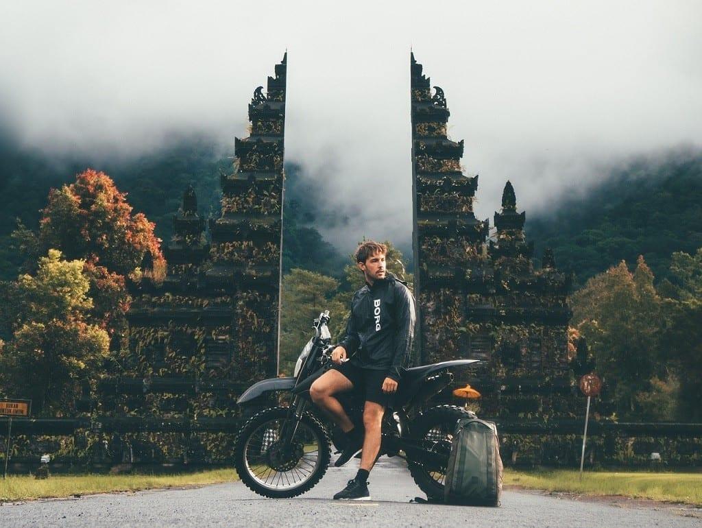 Indonesien - Bali, Gateway to Heaven, cykel - rejser - ferie på Bali
