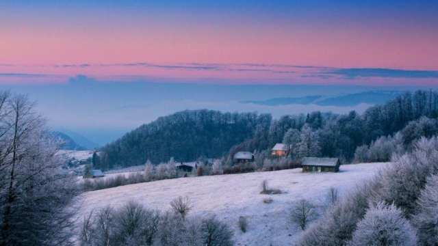 Romania Brasov Ski Snow travel