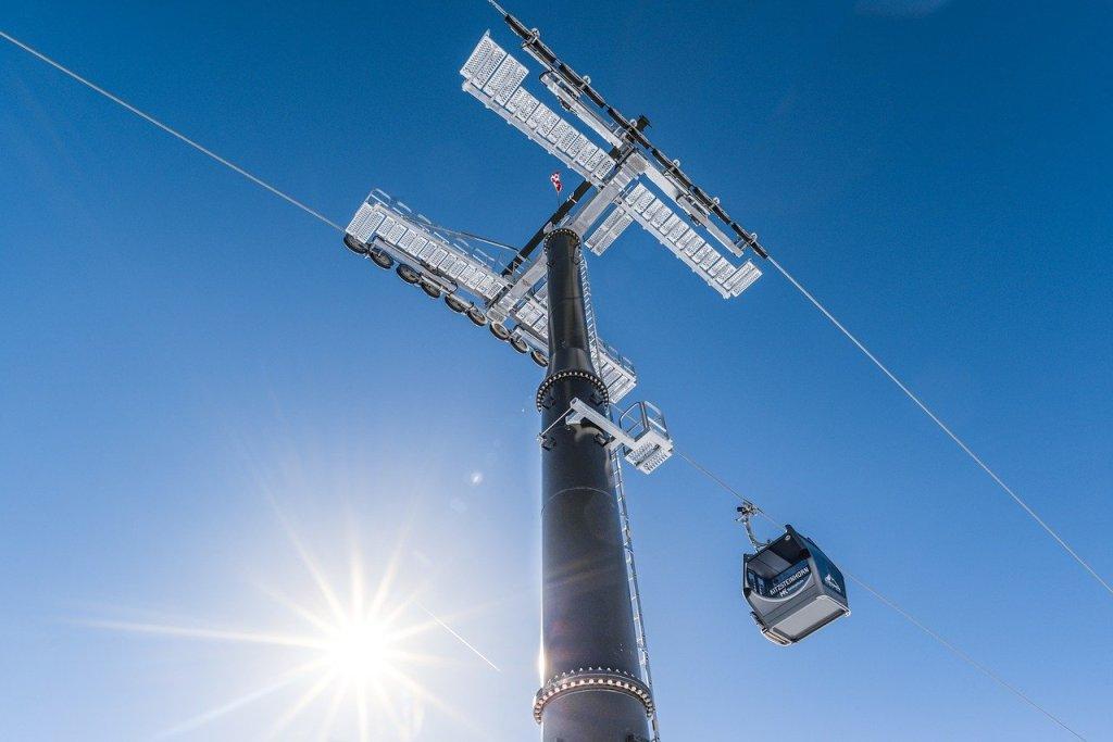 Ski skilift sne rejser