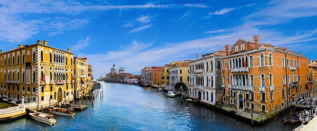 Italien Venedig rejser