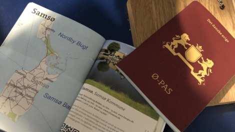 Danimarca - Øpas - viaggio