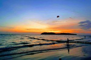 Malaisie - Langkawi - Plage - Coucher de soleil - Voyage