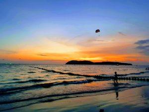 מלזיה - לנגקווי - חוף - שקיעה - נסיעות