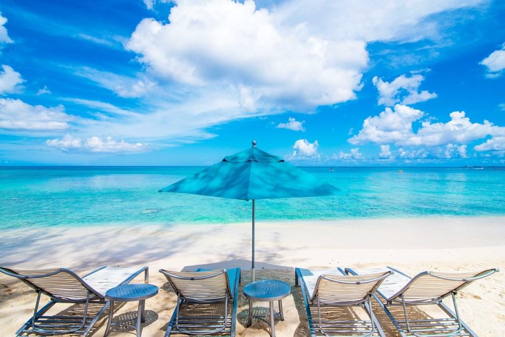 Cayman - Bãi biển - Du lịch