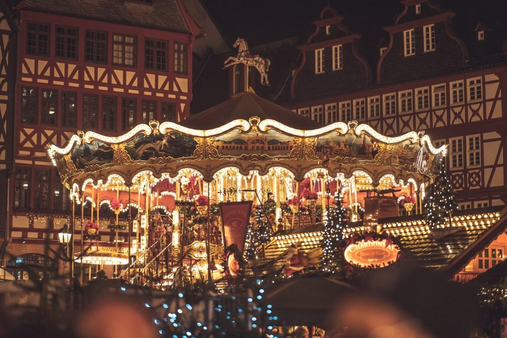 Marché de Noël - Noël - voyage