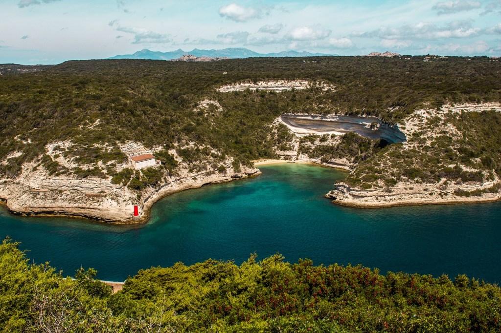Pháp - Corsica - Du lịch