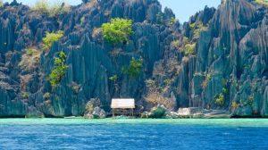 フィリピン-海-旅行