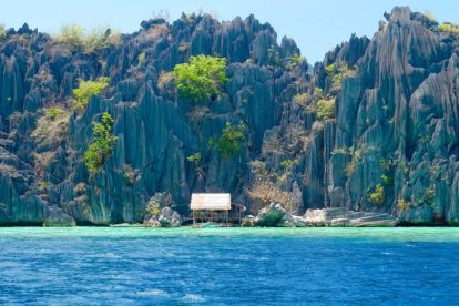 Filippinerne - hav - rejser