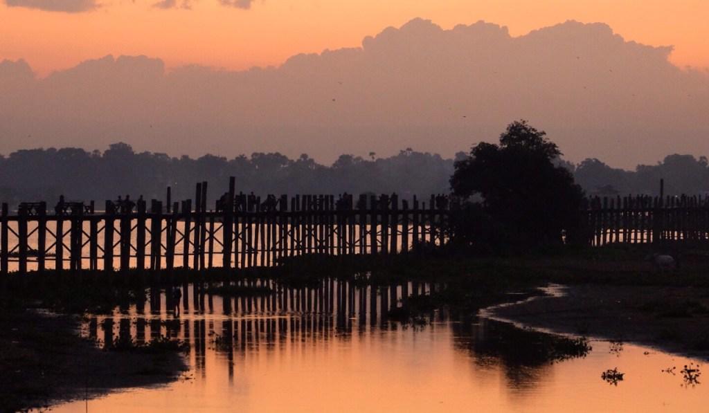 Solopgang - Myanmar - rejser