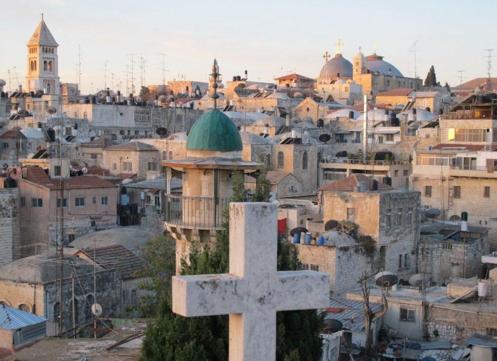 Israele - Gerusalemme - viaggio
