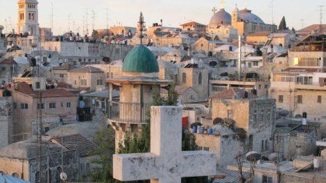 Izrael - Jeruzalem - putovanje