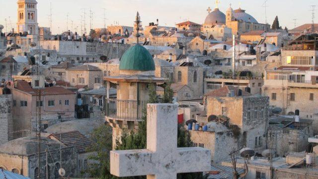 Israel - Jerusalem - rejser
