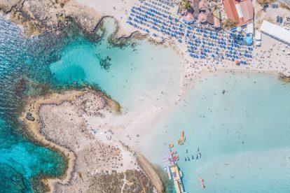 Cypr - Ayia Napa - Podróże