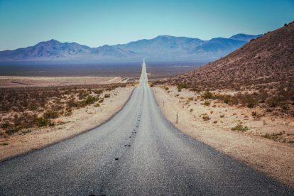 Dolina smrti - SAD - putovanja