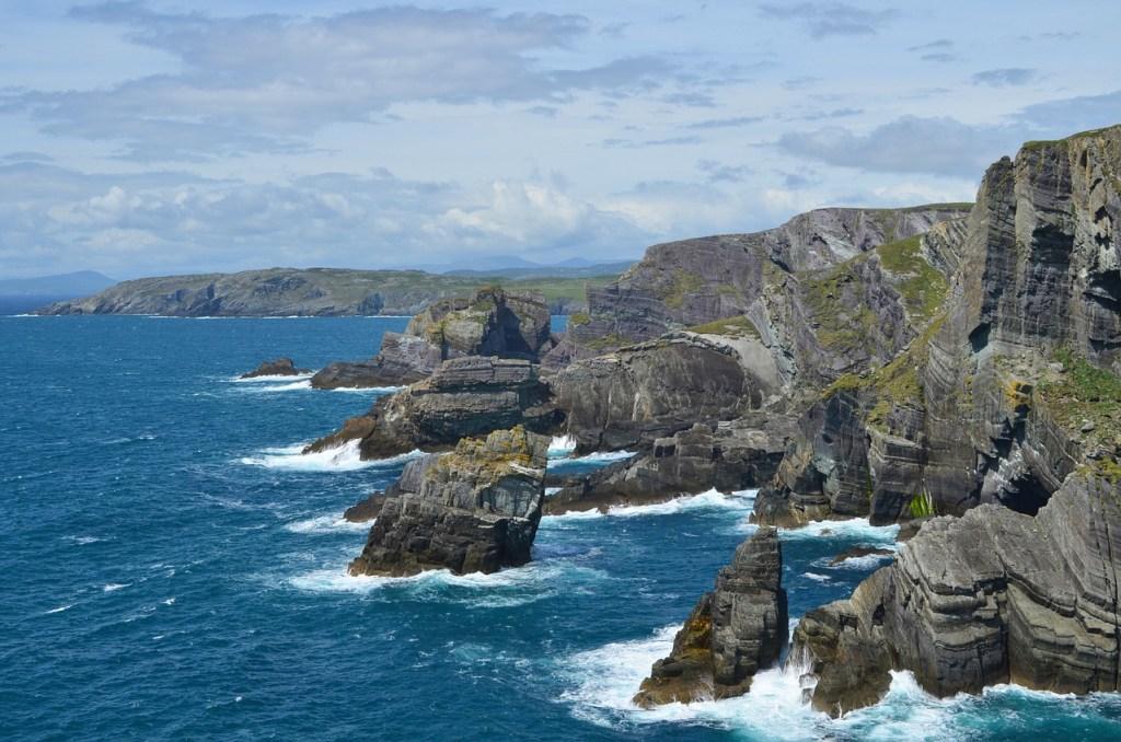 Irland - Europa - atlantiske - hav - rejser - Irland uden bil - Ferie i Irland
