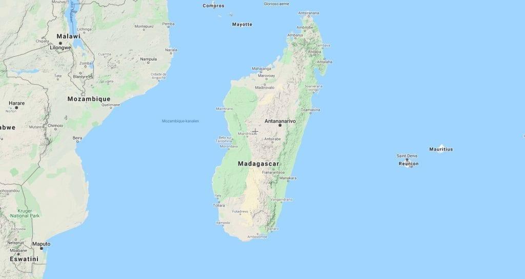 Madagascar - Afrique - Carte - Voyage - Carte de Madagascar - Madagascar - Carte de Madagascar - Carte de Madagascar - Carte de l'Afrique