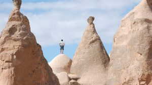 Turkey - Cappadocia, rocks - travel