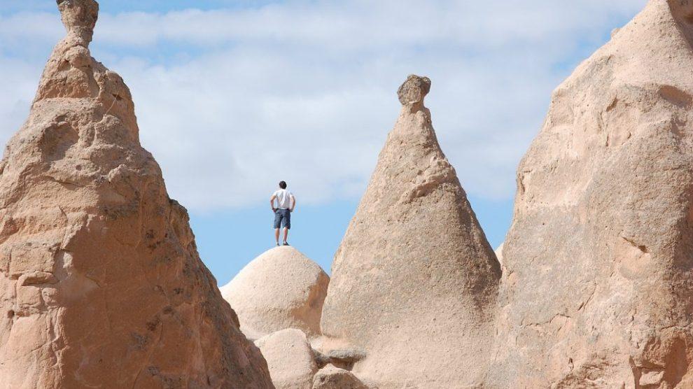Turkey - Cappadocia, rocks - travel