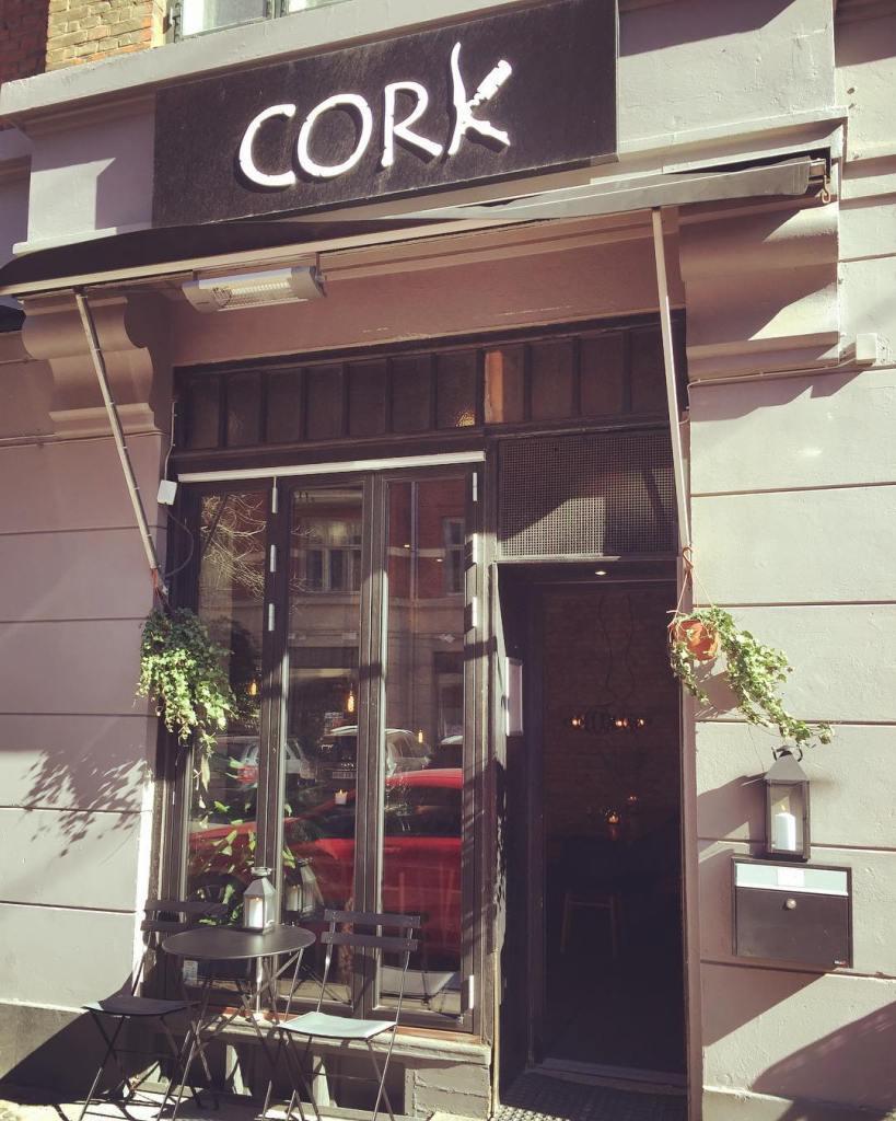 Cork Vinbar, privat foto - rejser