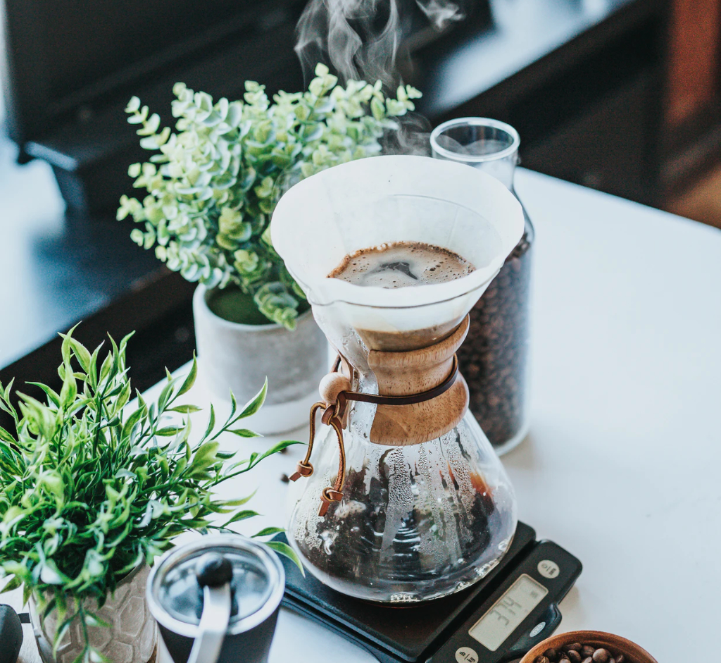 Denmark, 7 cool coffee shops, pour over coffee travel