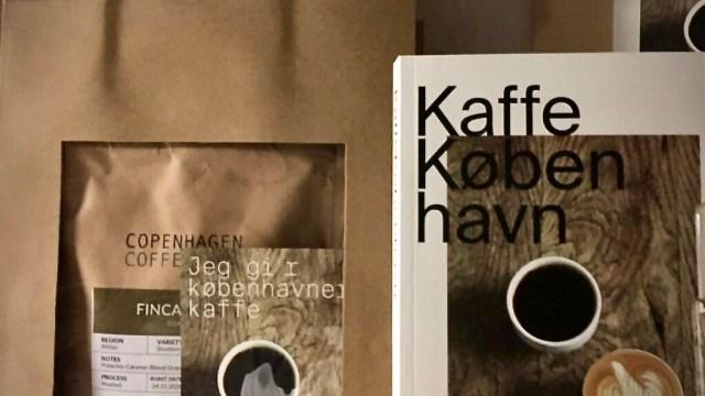 coffee copenhagen, book competition