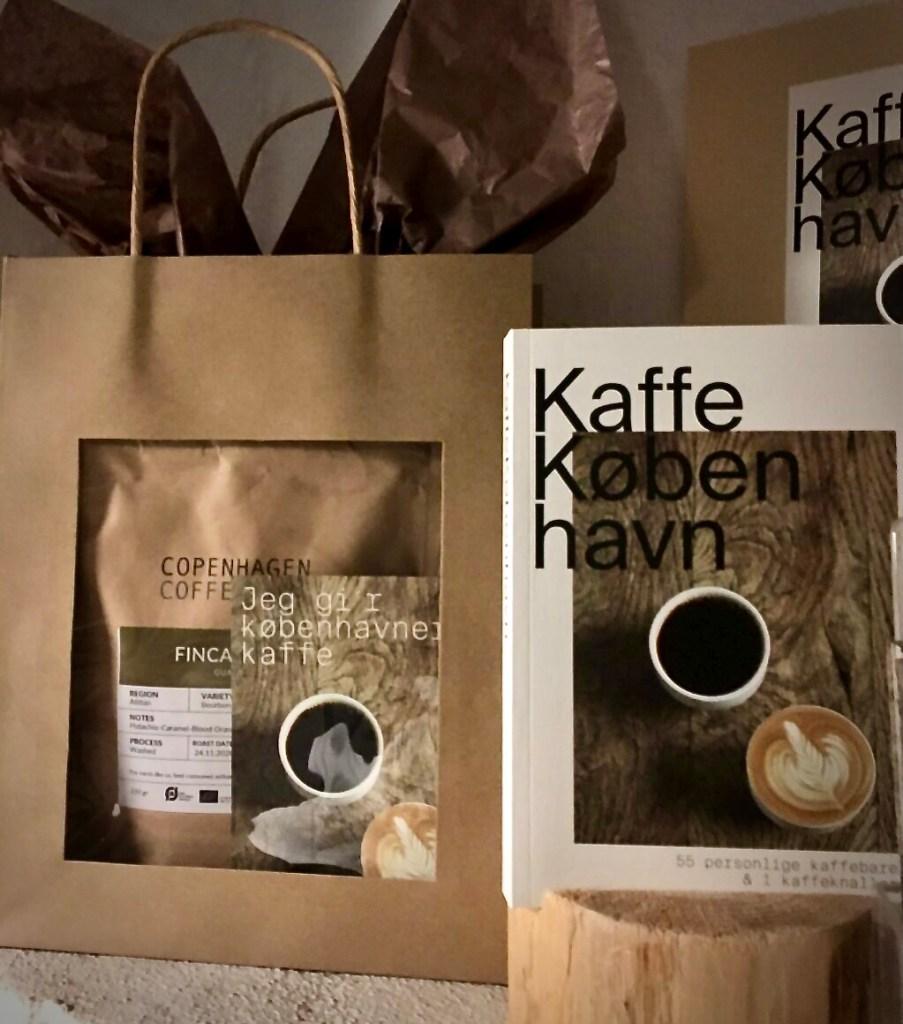 kaffekøbenhavn, bog konkurrence