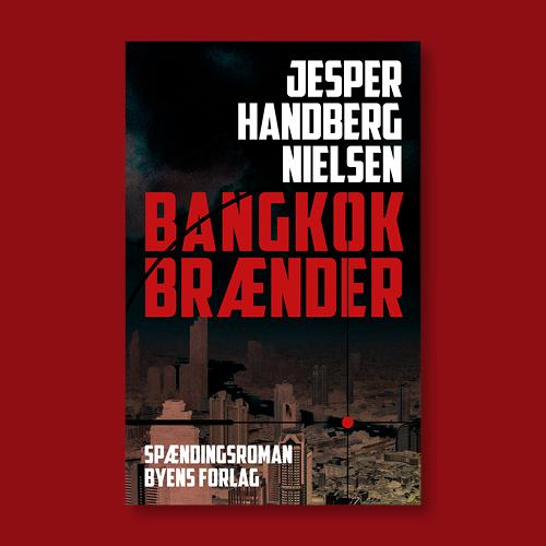 Boek, Bangkok Burner - reizen, nieuwsbrief