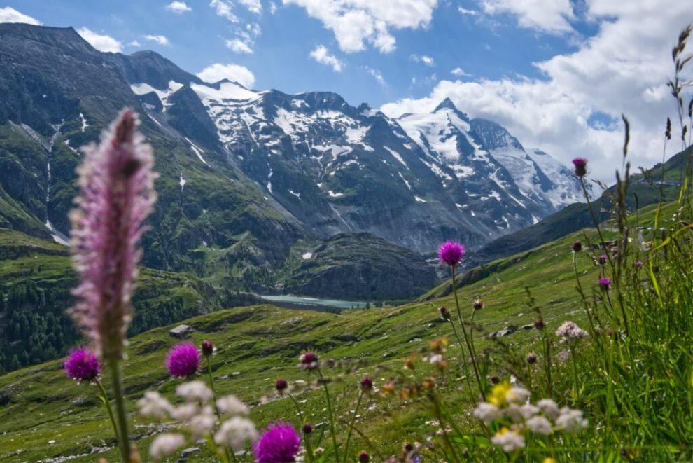 Les Alpes - Autriche - voyage