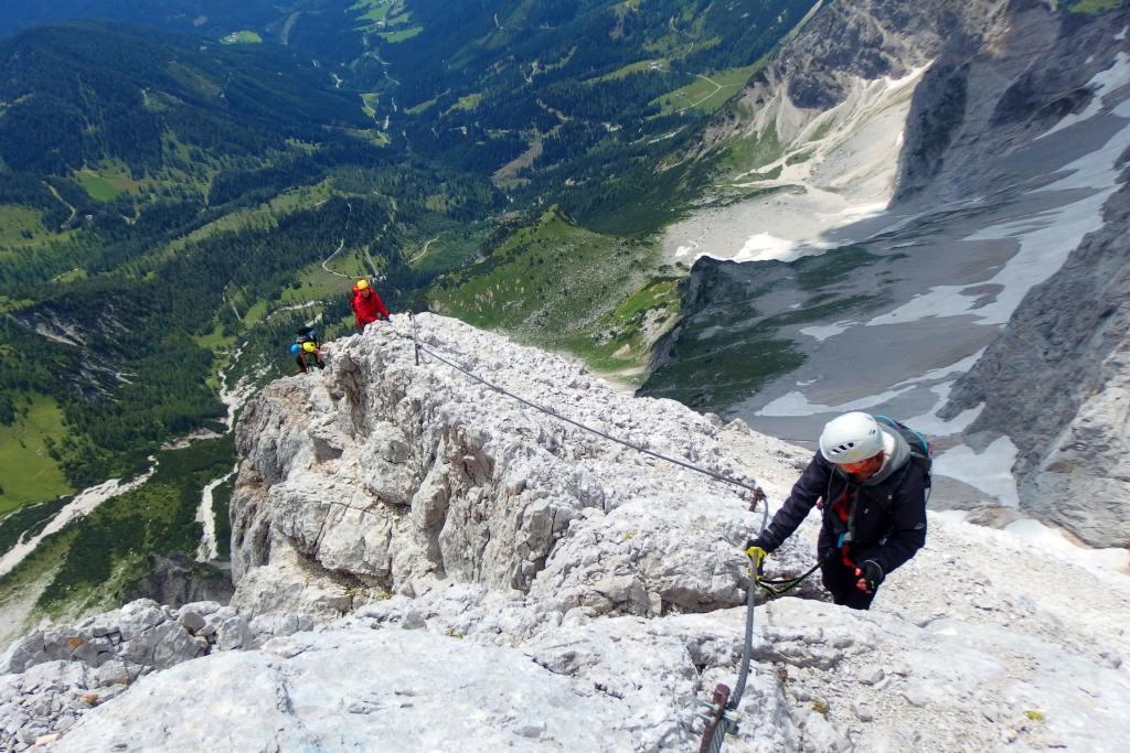 Escalade - Autriche - Voyage - L'Autriche en voiture, Vacances autonomes en Autriche