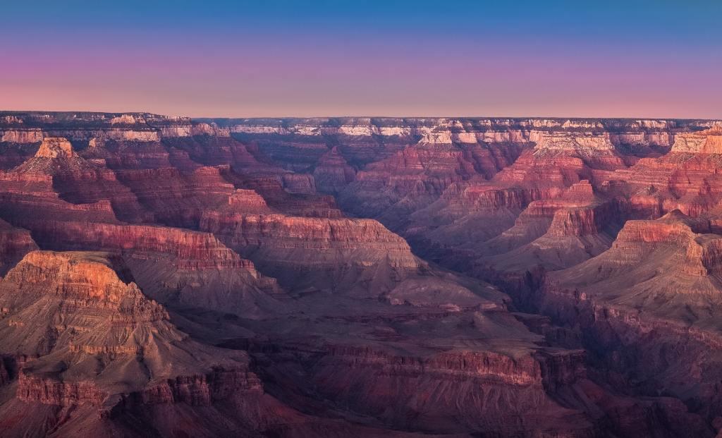 Grand Canyon, Arizona, Nord-Amerika, juv, utsikt, reiser, naturlige underverk