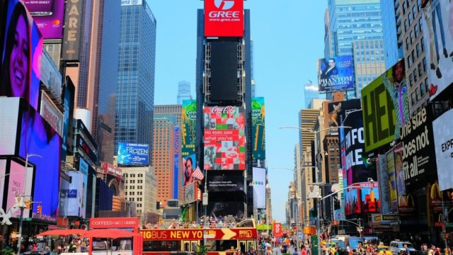 USA - New York, Times Square - travel