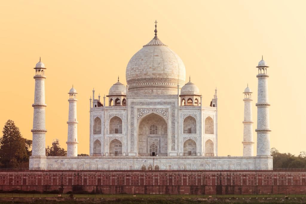 Taj Mahal - Indien - Rejser
