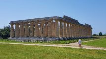 Italien - Paestum, Europa, (Eva och Mathes bild) - resa