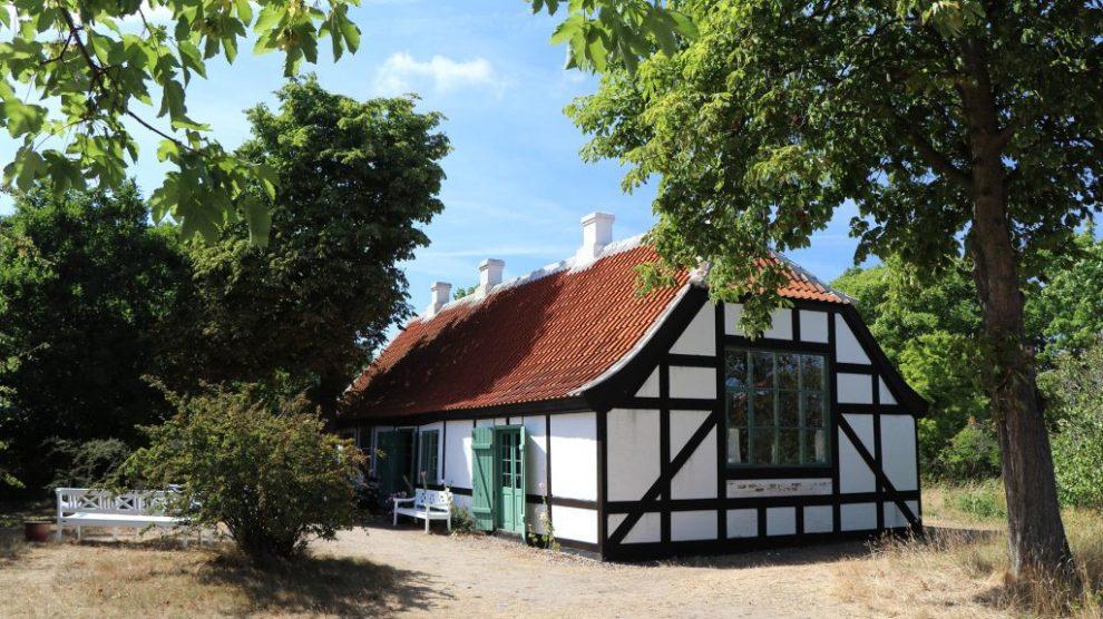 Sommerhus, Danmark, dansk sommerhus, sommerhuse - rejser