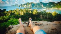 Thaïlande, Voyage, Tourisme, Koh Phi Phi, Vacances, Îles du Sud Thaïlande