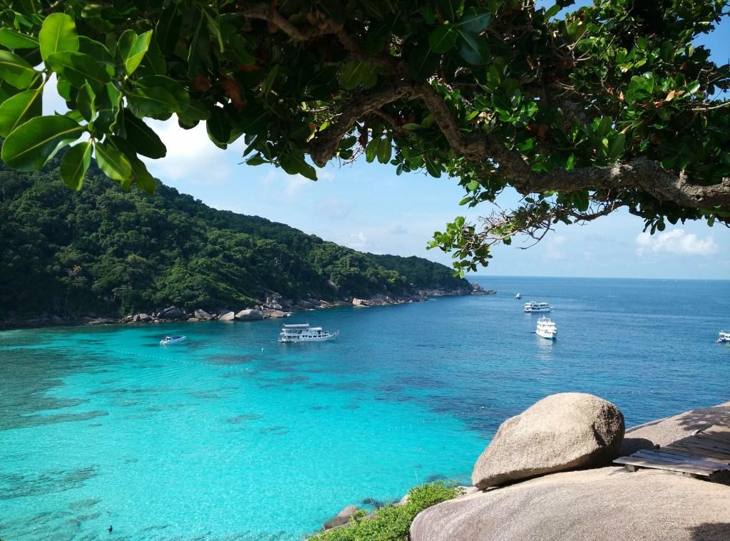 Similan-Inseln, Similan-Inseln, Korallenriff, Tauchen, Thailand, Reisen, Thailand-Inseln, Inseln in Thailand, pix