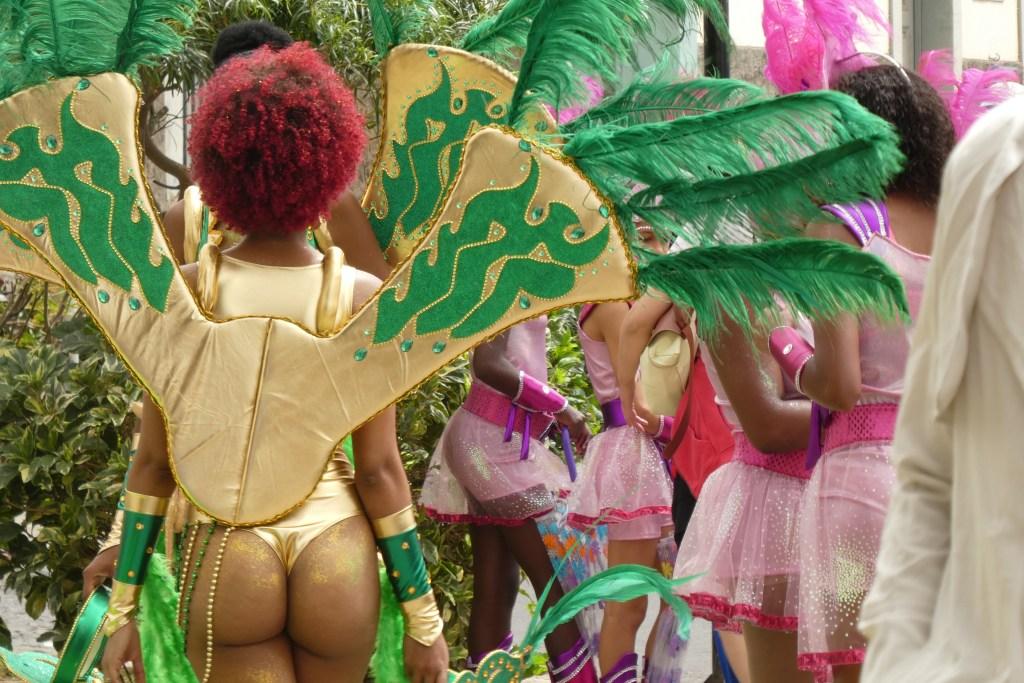 Kapp Verde, Karneval, São Vicente, Mindelo