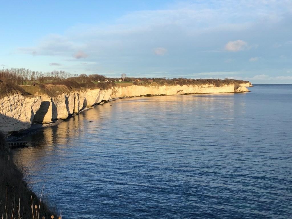 Danimarka, Store Heddinge, Stevns Klint, seyahat, günlük gezi