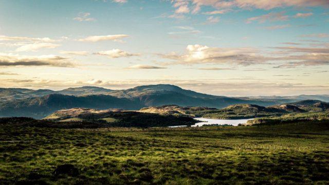İskoçya, Inverness, yaylalar, unsplash, doğa, seyahat
