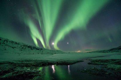 आइसलैंड, थोरस्मोर्क, उत्तरी रोशनी, अनप्लैश, यात्रा